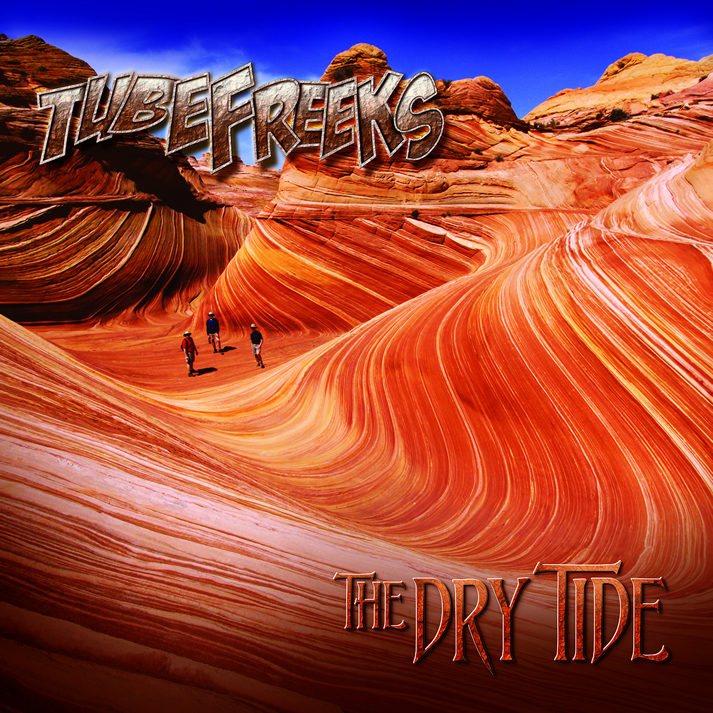 The Dry Tide Front Cover