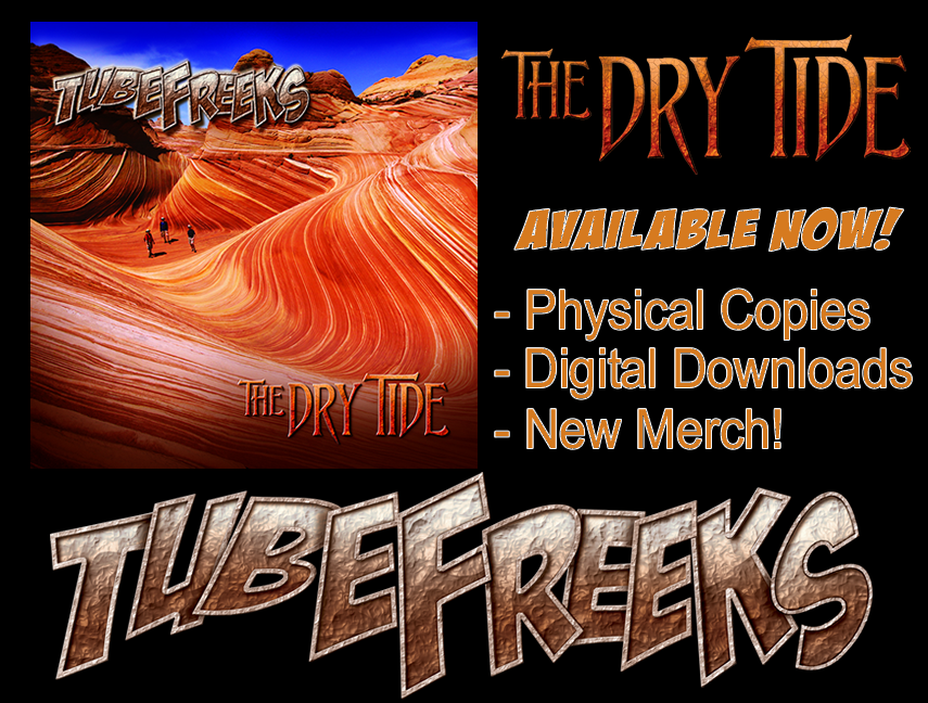 The Dry Tide - Album Available Now