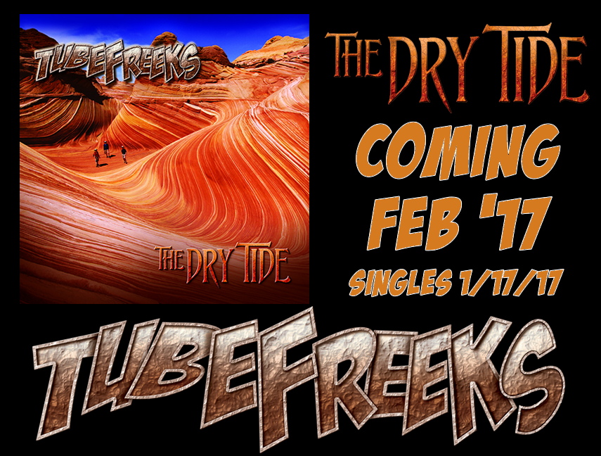 The Dry Tide - Coming February 2107