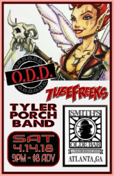 Tubefreeks at Smiths Olde Bar - Atlanta, GA