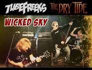 Wicked Sky - Tubefreeks - The Dry Tide!!